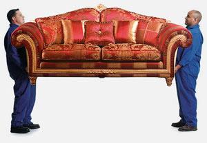 Перевозка мебели за границу
